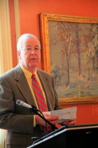 Assemblyman Kemp Hannon