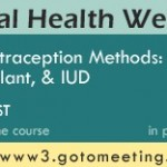 ADOLESCENT SEXUAL HEALTH WEBINAR SERIES, Part 3